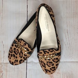 Christian Siriano For Payless Leopard Loafers